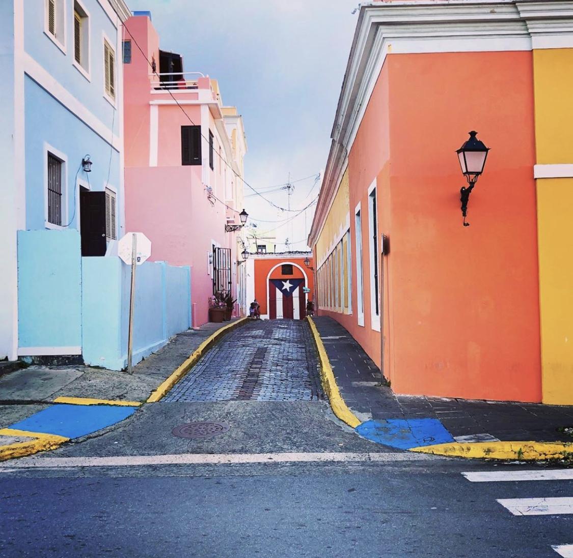 San Juan, Puerto Rico 2019