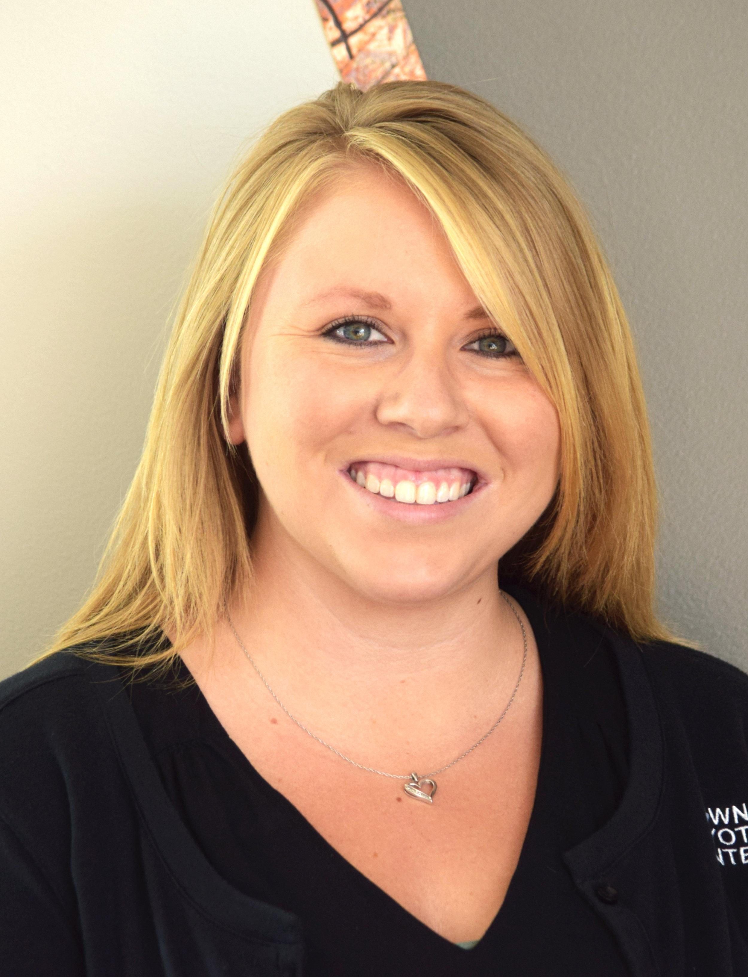 Katie Atkinson, Sales Manager