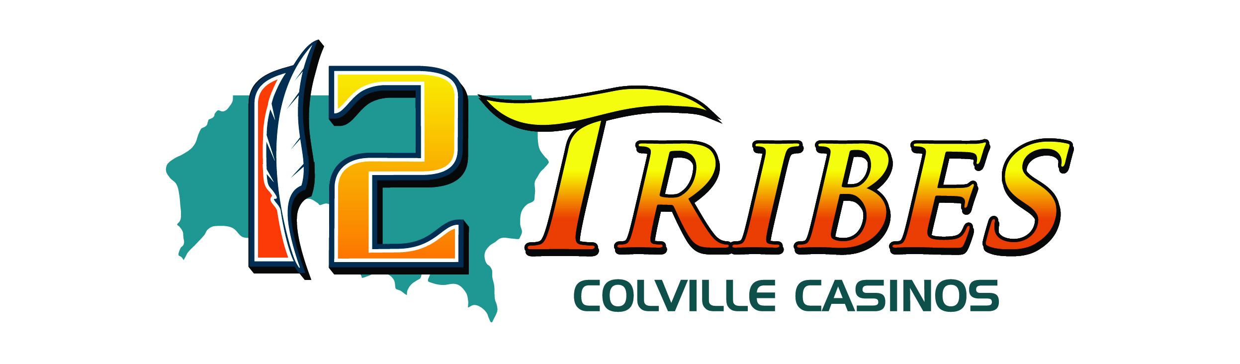 12 Tribes Colville Casinos Horizontal