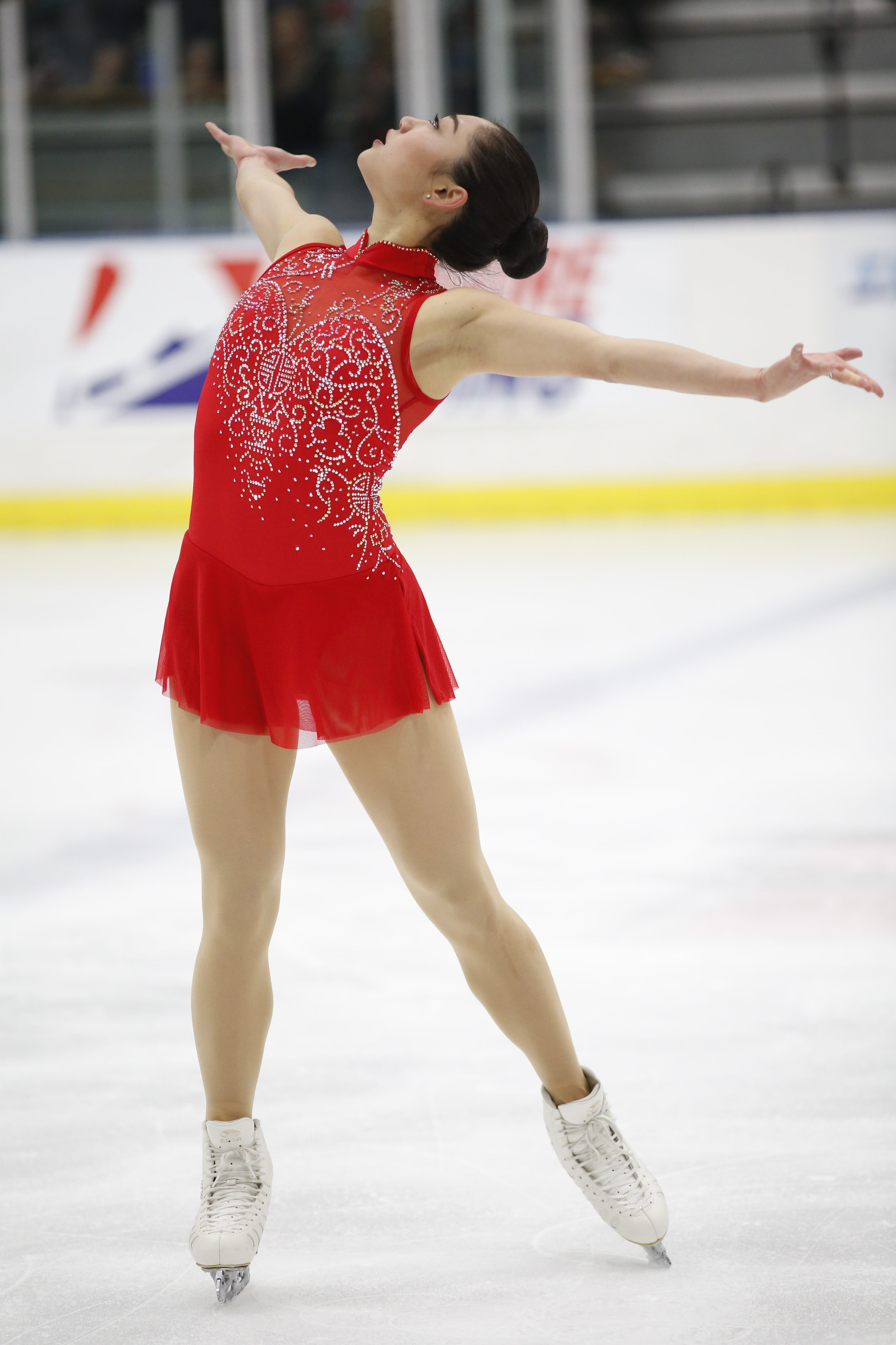 Mirai Nagasu - 2018 Olympic Bronze Medalist, US World Team Member and Dancing With The Stars celebrity, and first female to land a triple axel at the Olympics