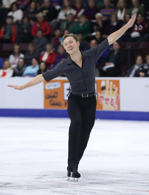 Ross Miner - 2018 US National Silver Medalist