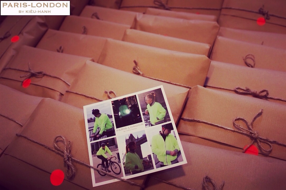 Behind The Scenes - Shipping our redesigned Hi-Vis Jacket to our International Customers