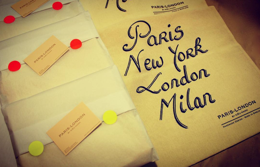 Behind The Scenes. Shipping Our ZERO WASTE Tote Bags 'Paris-New York-London-Milan'!