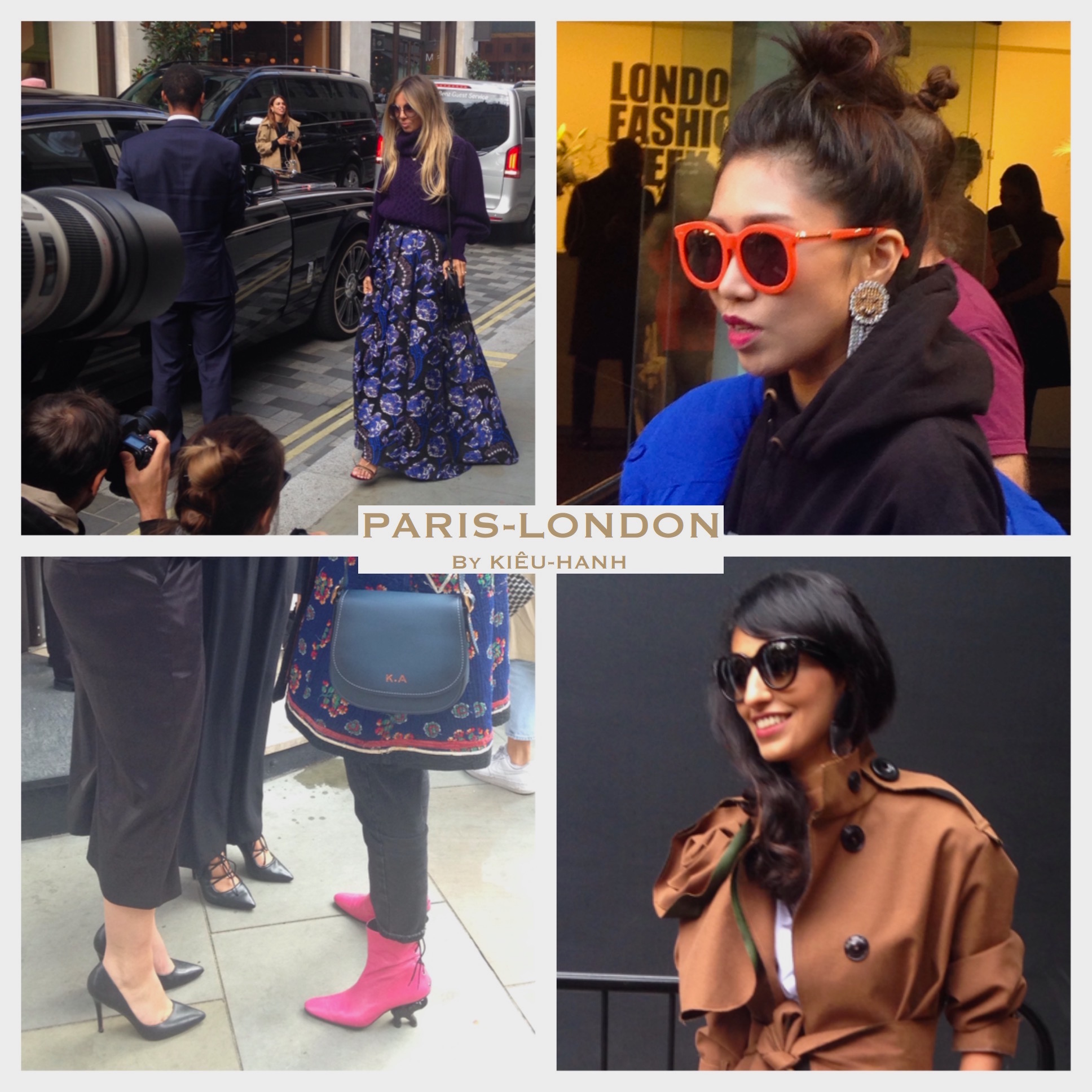 London Fashion Week (1). Paris-London By Kieu-Hanh.JPG