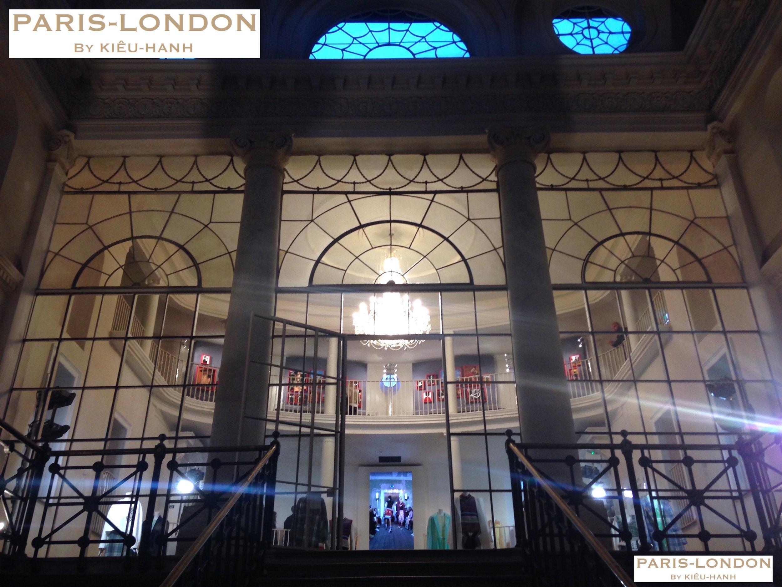 London Fashion Week (3). Paris-London By Kieu-Hanh.jpg