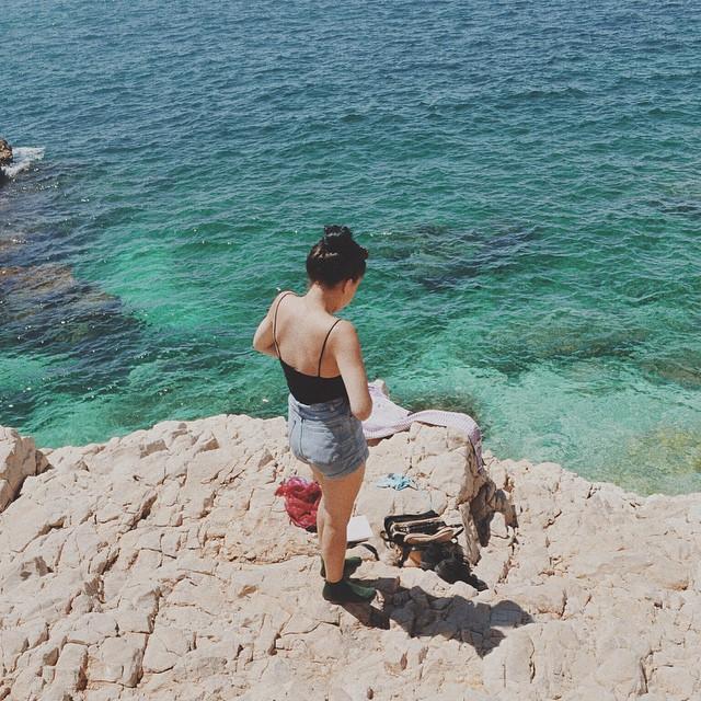 Mediterranean 🐚 #marseille #france #vsco #me