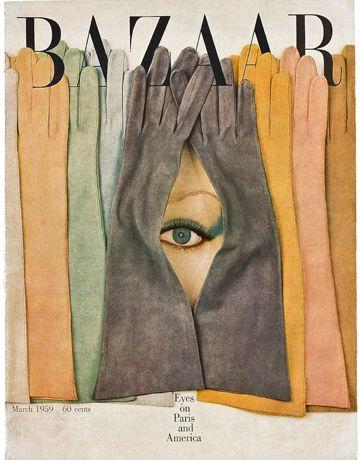 Harper's Bazaar March 1959