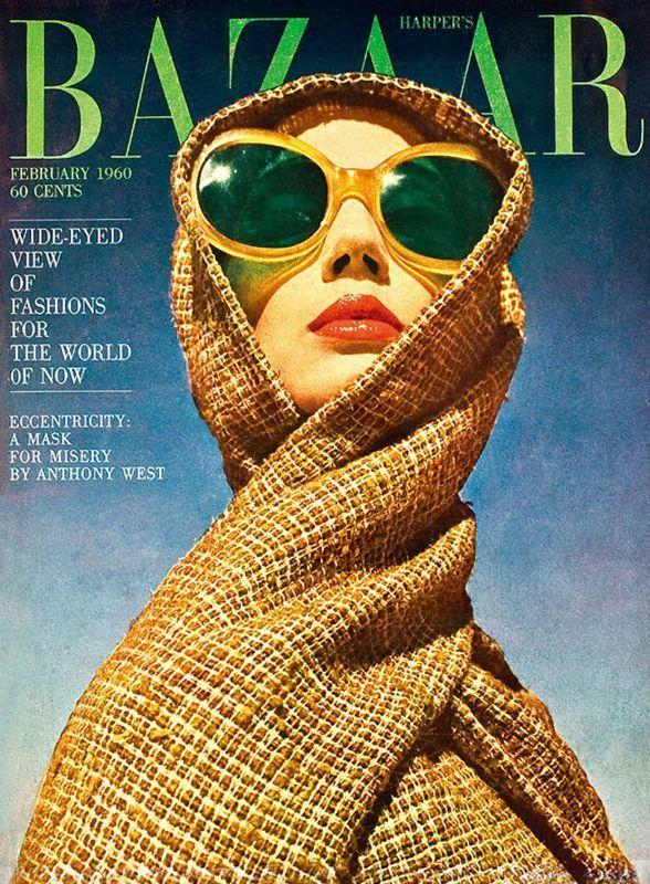 Harper's Bazaar February 1960