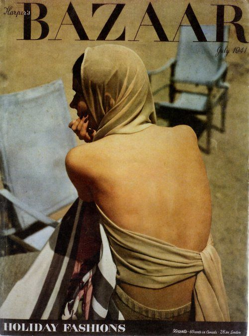 Harper's Bazar July 1941