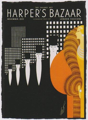Harper's Bazaar November 1933