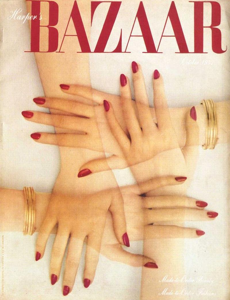 Harpers Bazaar 1947