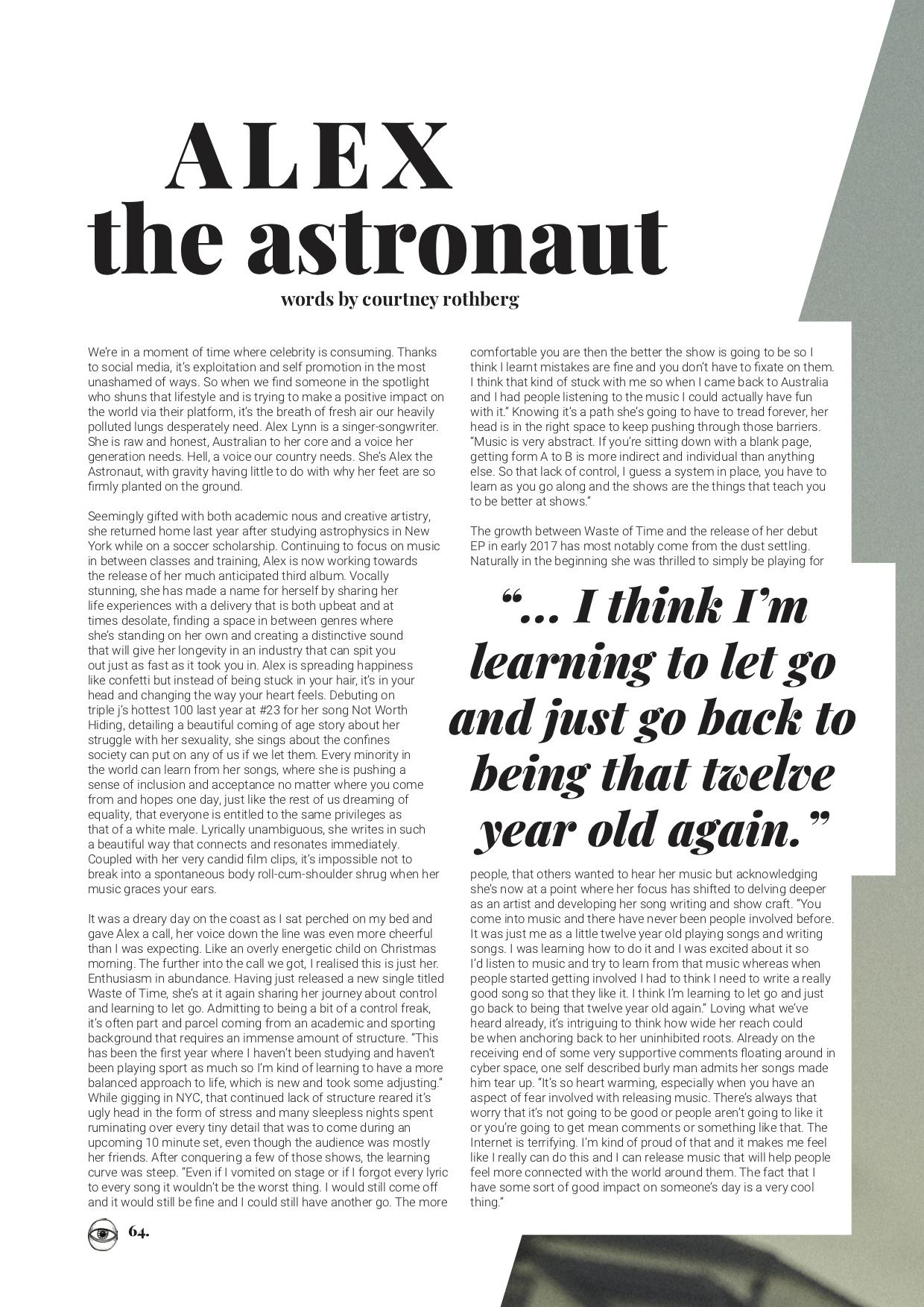 Alex the Astronaut PG 1.jpg