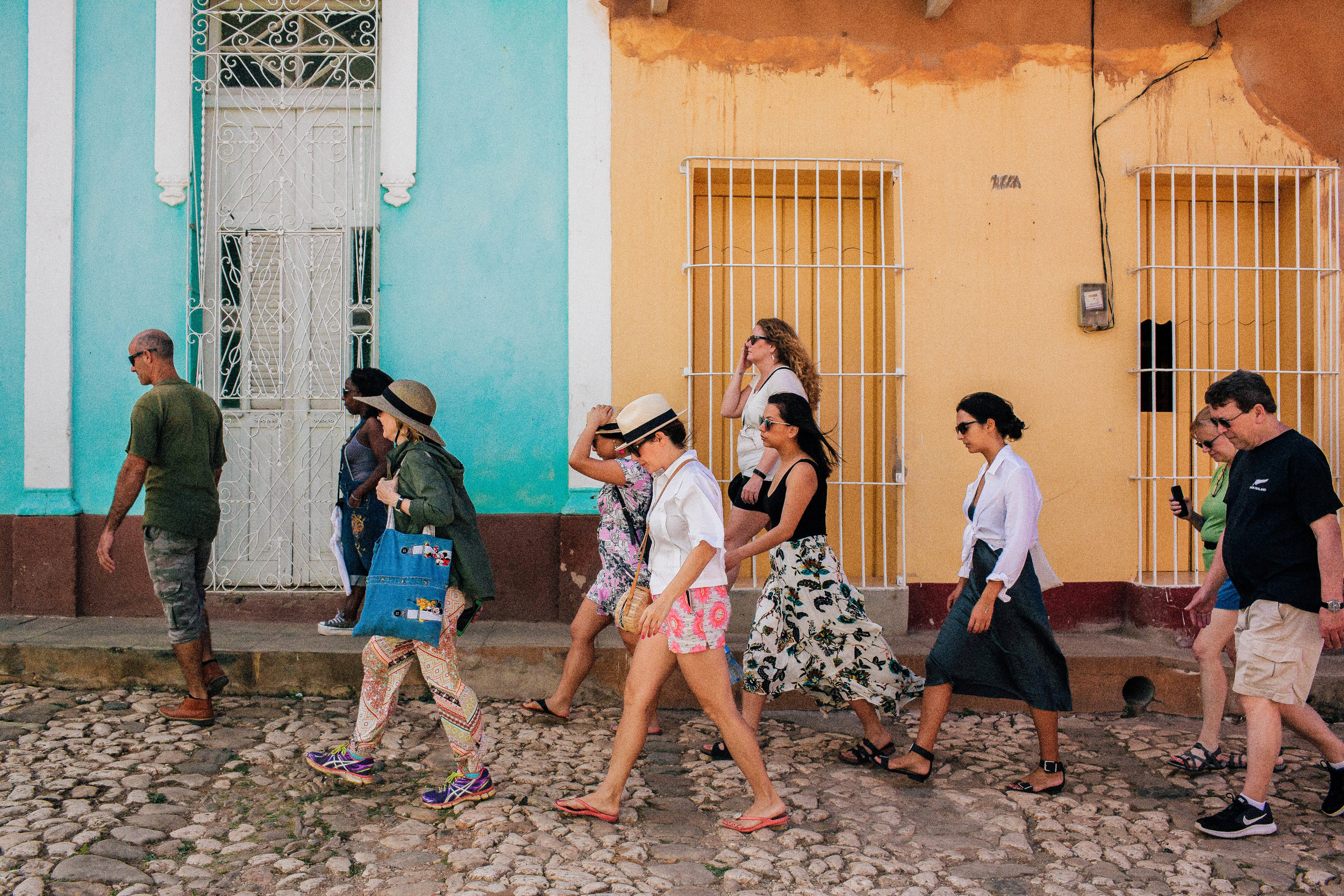 Culturally Immersive and Creative Small Group Trips    VIEW DESTINATIONS