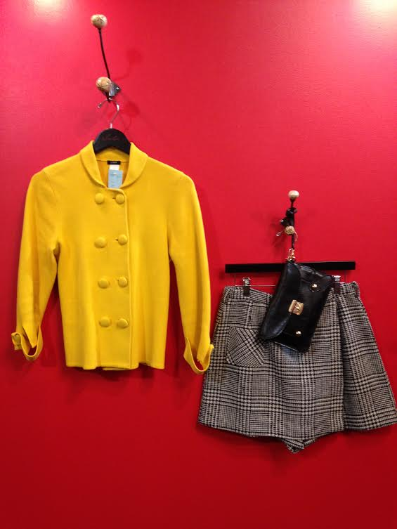 JCrew Coat: $28   Tulle Skirt: $39   Envelope Clutch: $28 (available in different colors)