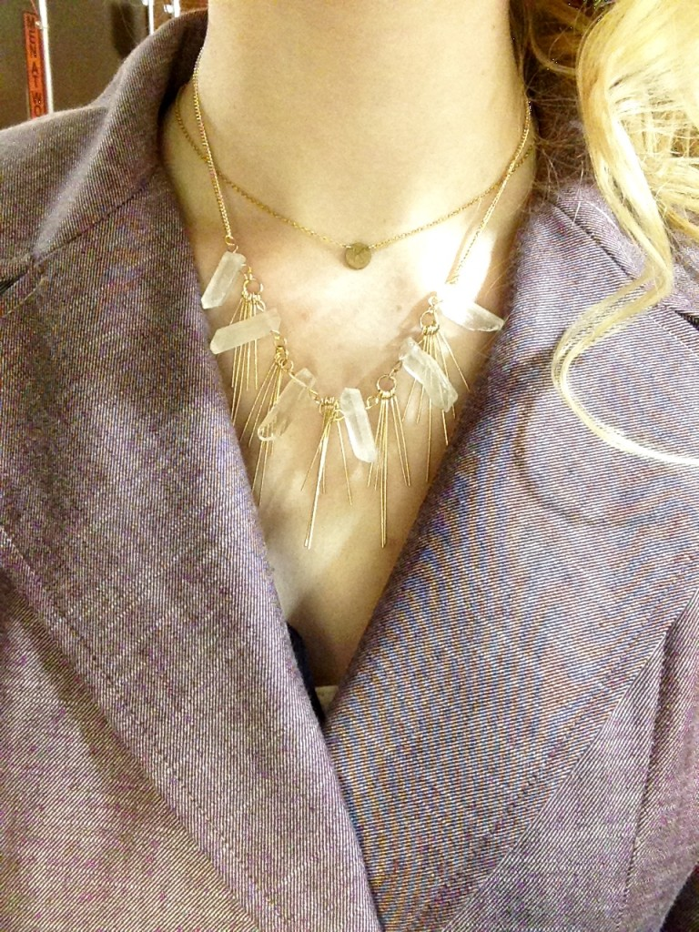 Necklace : $22