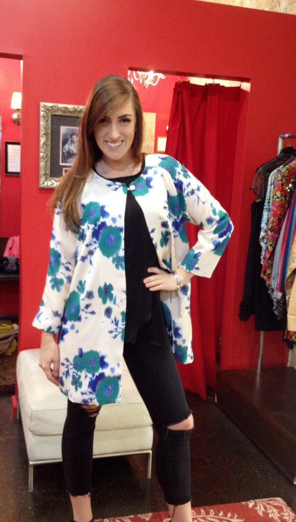 Duster : $98, sizes S, M