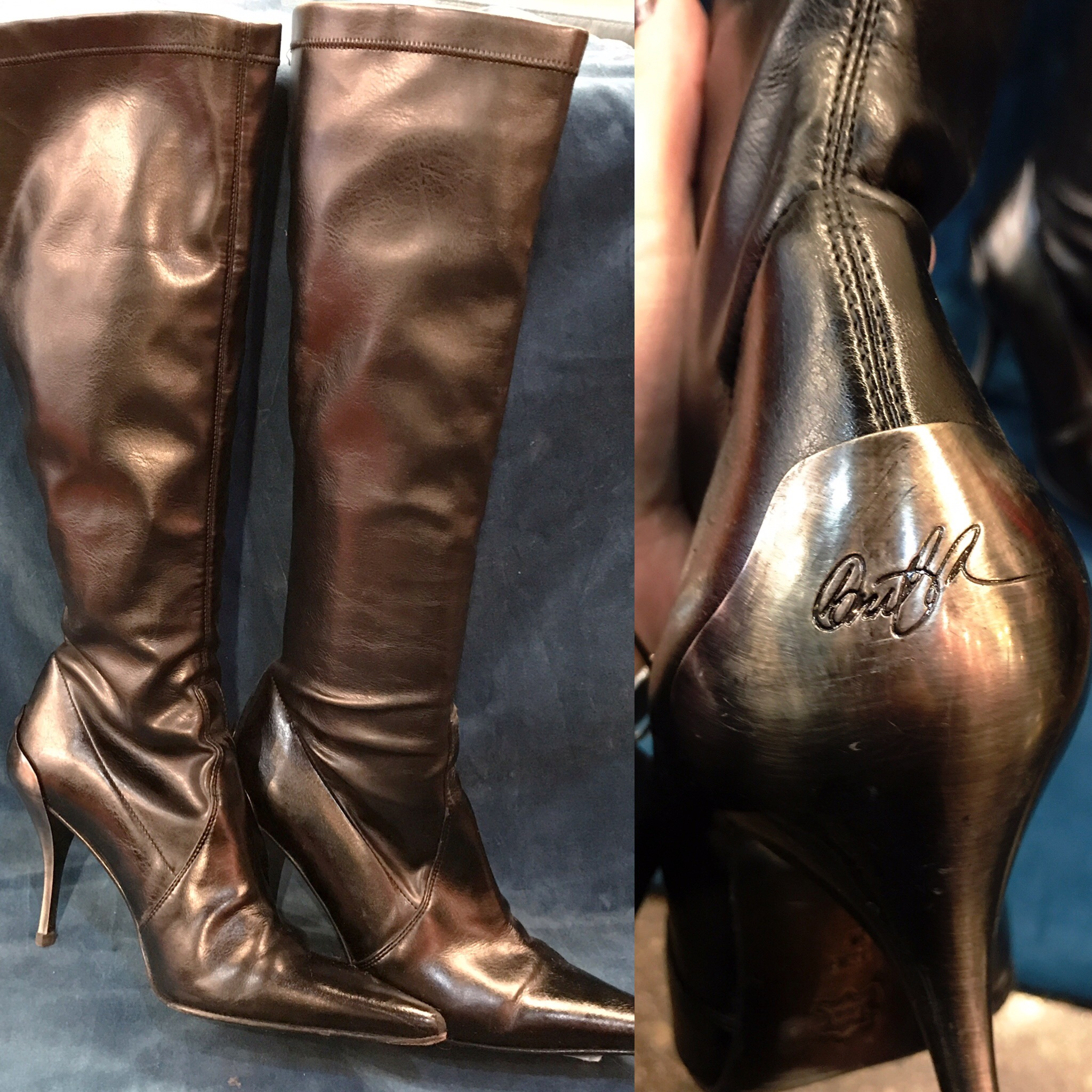 Donald J. Pliner boots, $98 (originally $480), size 6.5