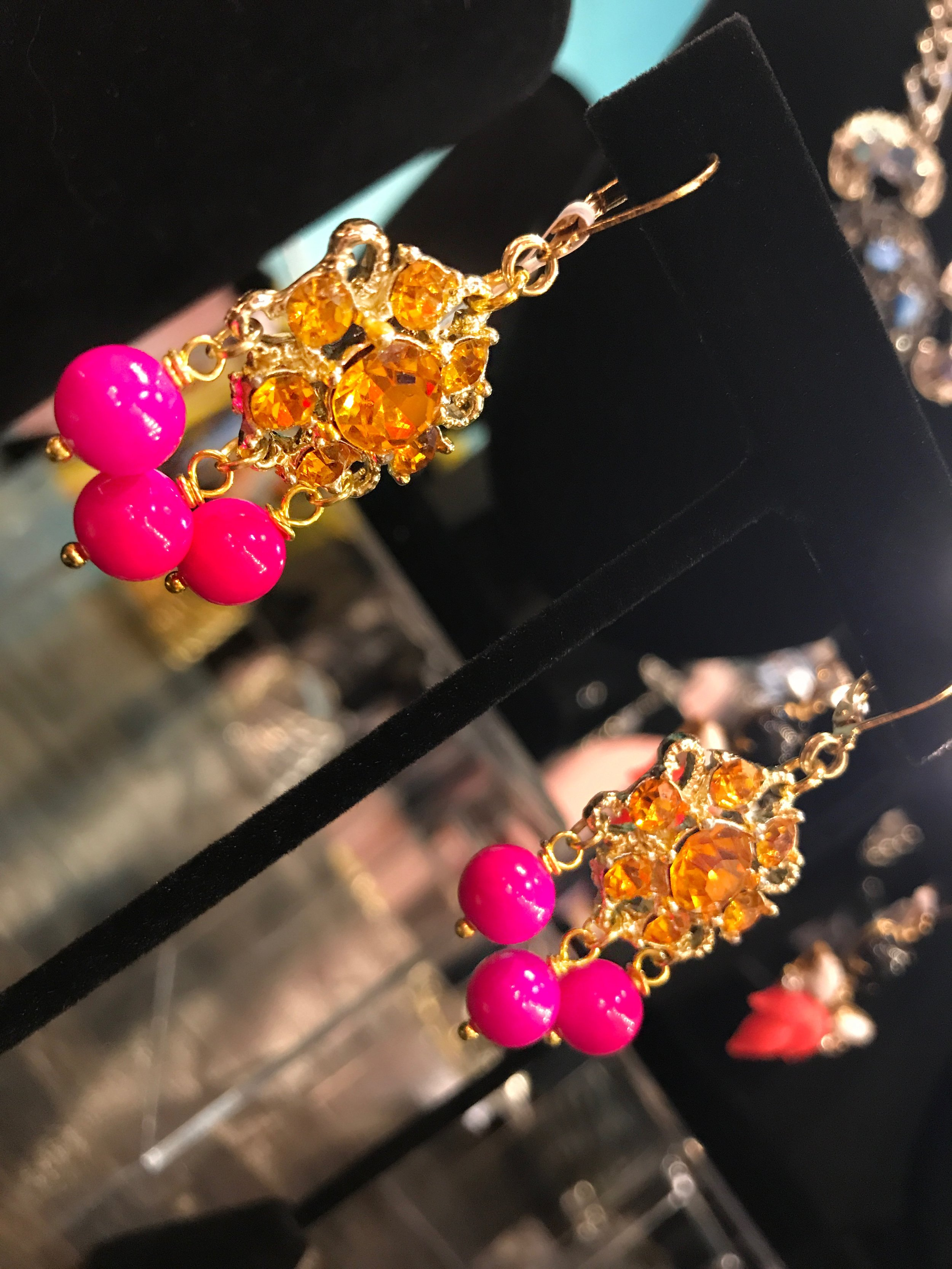topaz and pink earr.JPG