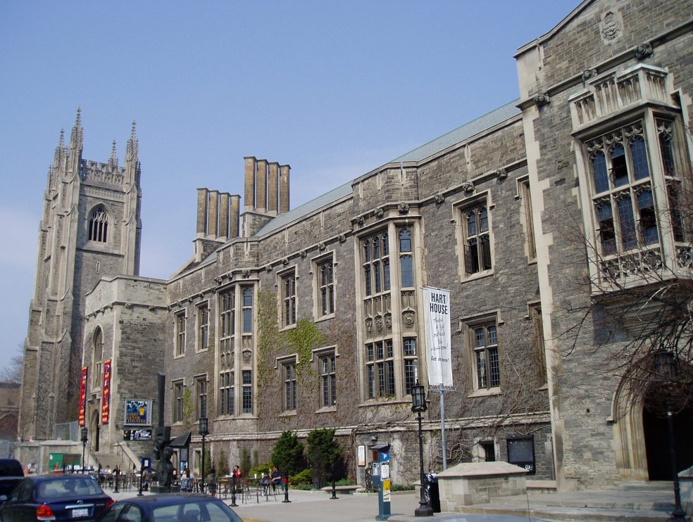 The Hart House | University of Toronto