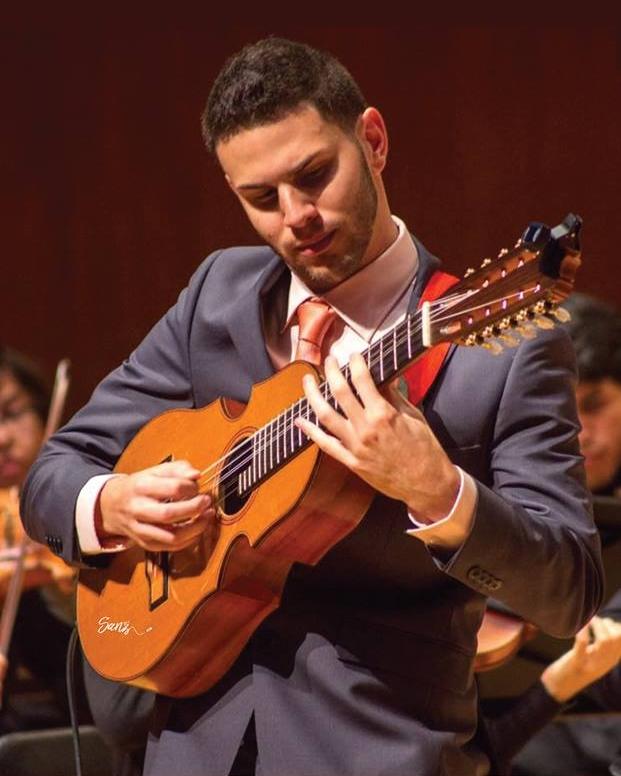 Luis Sanz – Virtuoso Cuatrist  www.luissanzmusic.com