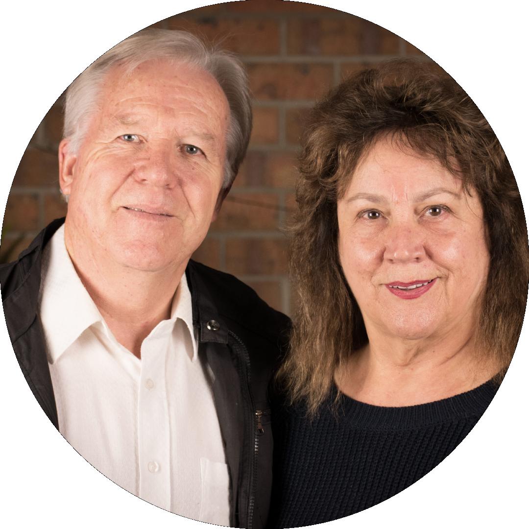PAM & ROB CHESTERFIELD - PRAYER MINISTRY