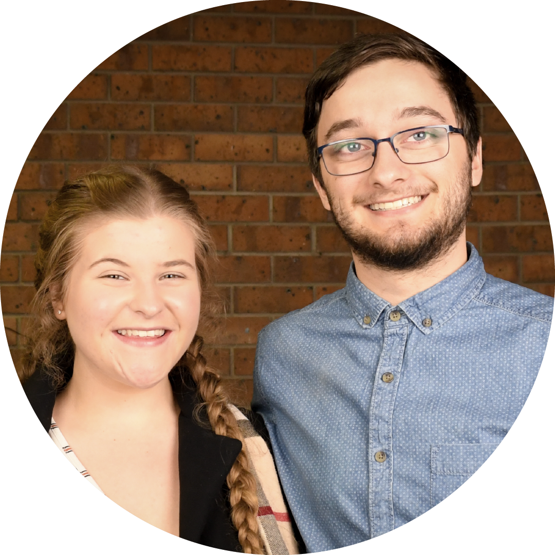 JONAH DALY & MADDY COOPER - YOUTH PASTORS