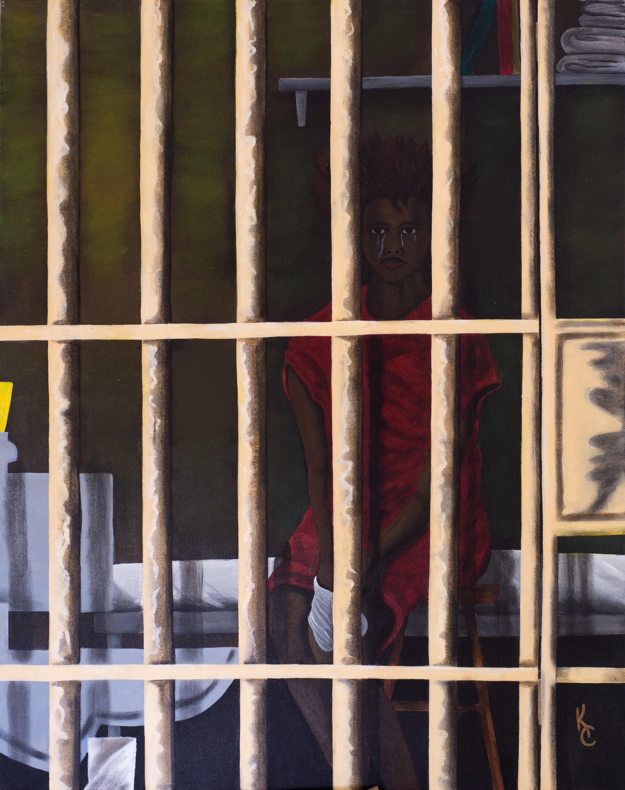 Slammed (Woman on Death Row)