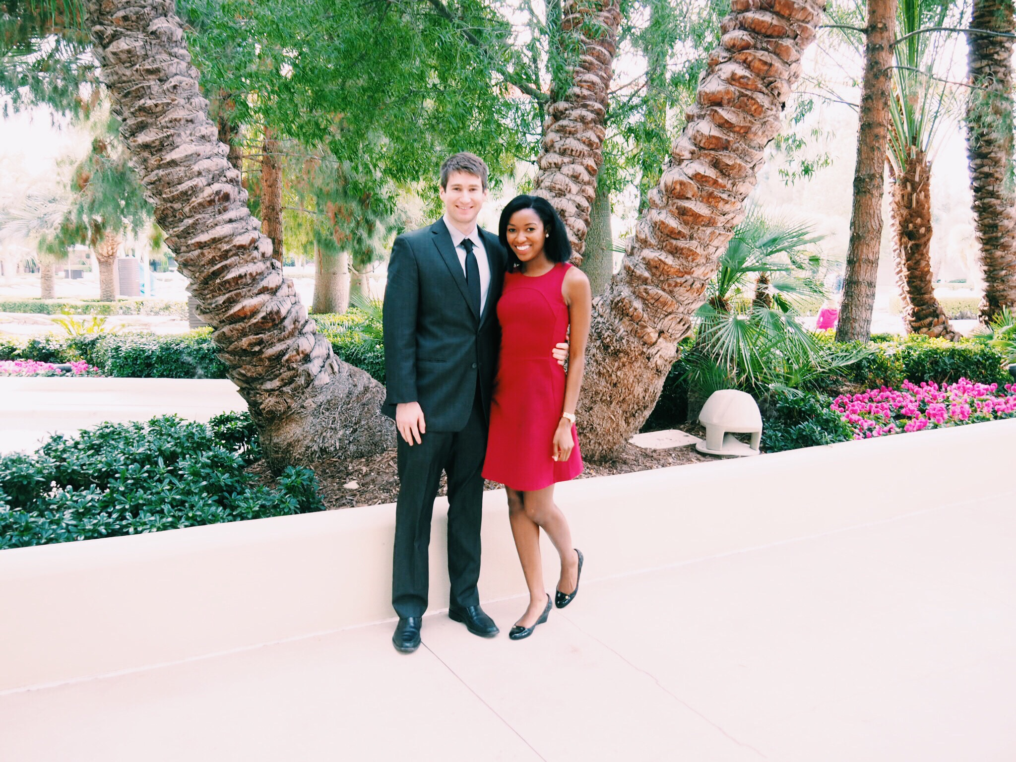 Las Vegas, NV with Alex- 12/2015