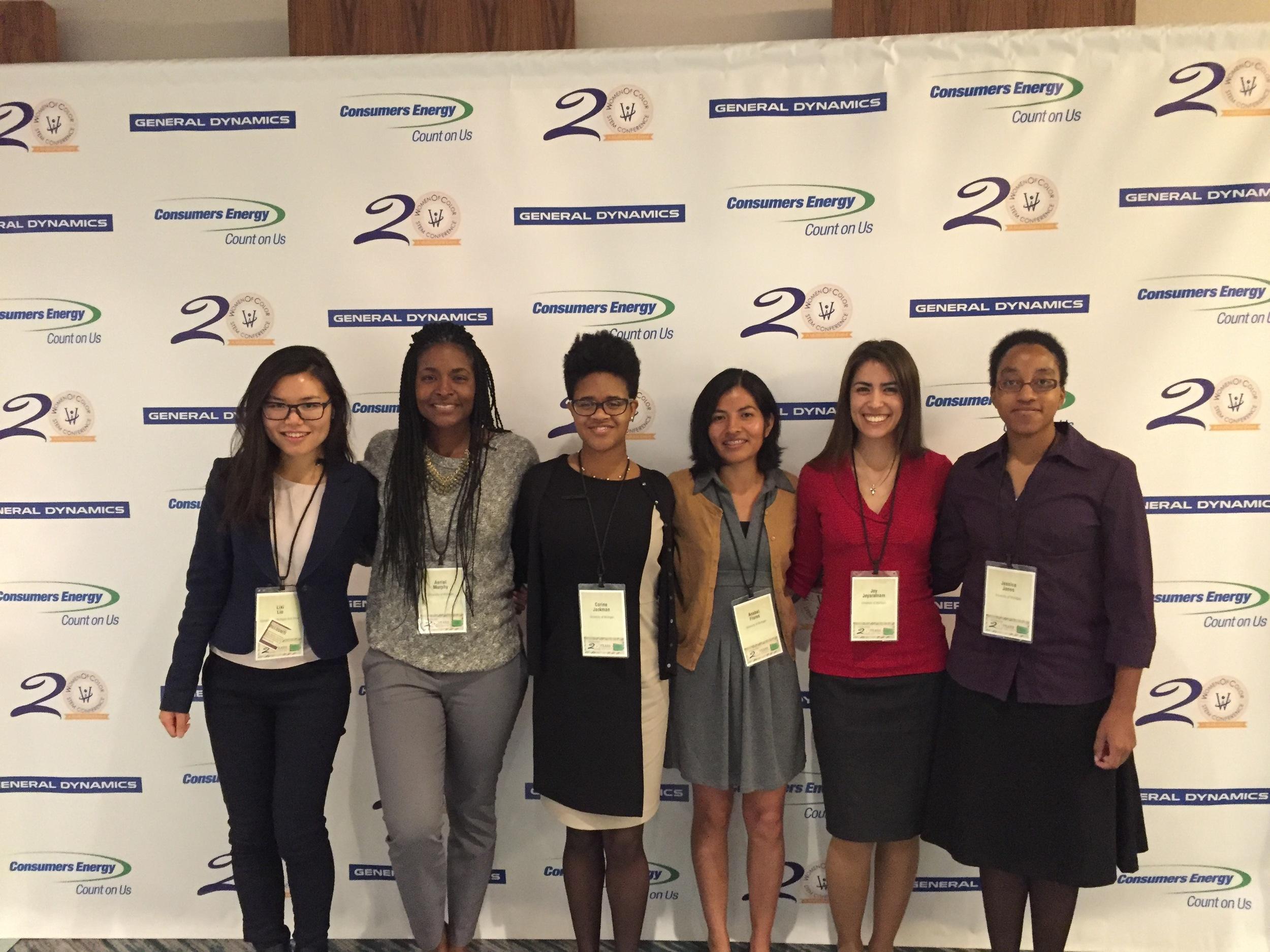 Women of Color STEM Conference