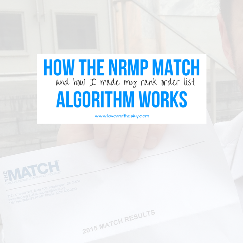how-the-nrmp-match-algorithm-works-and-how-i-made-my-rank-order-list