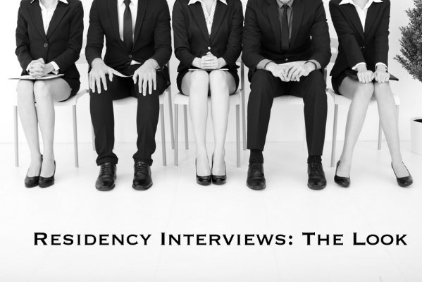 What to wear to your residency interviews