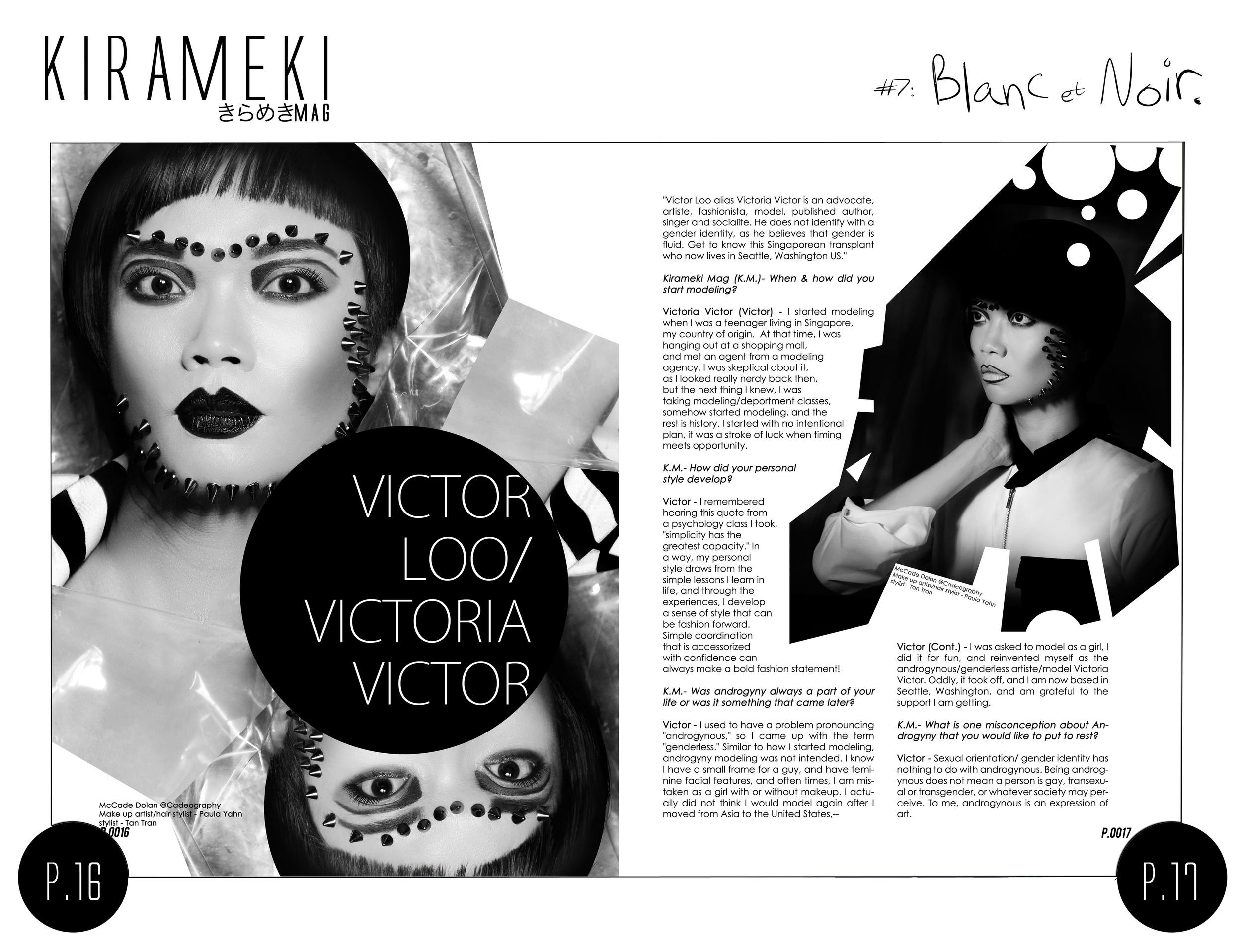 Kirameki Magazine   ,  April 2014