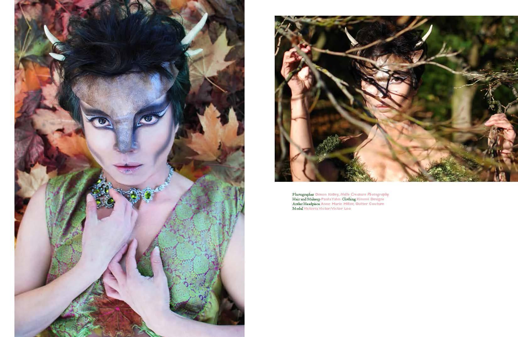 NUMiNOUS Magazine   July 2014