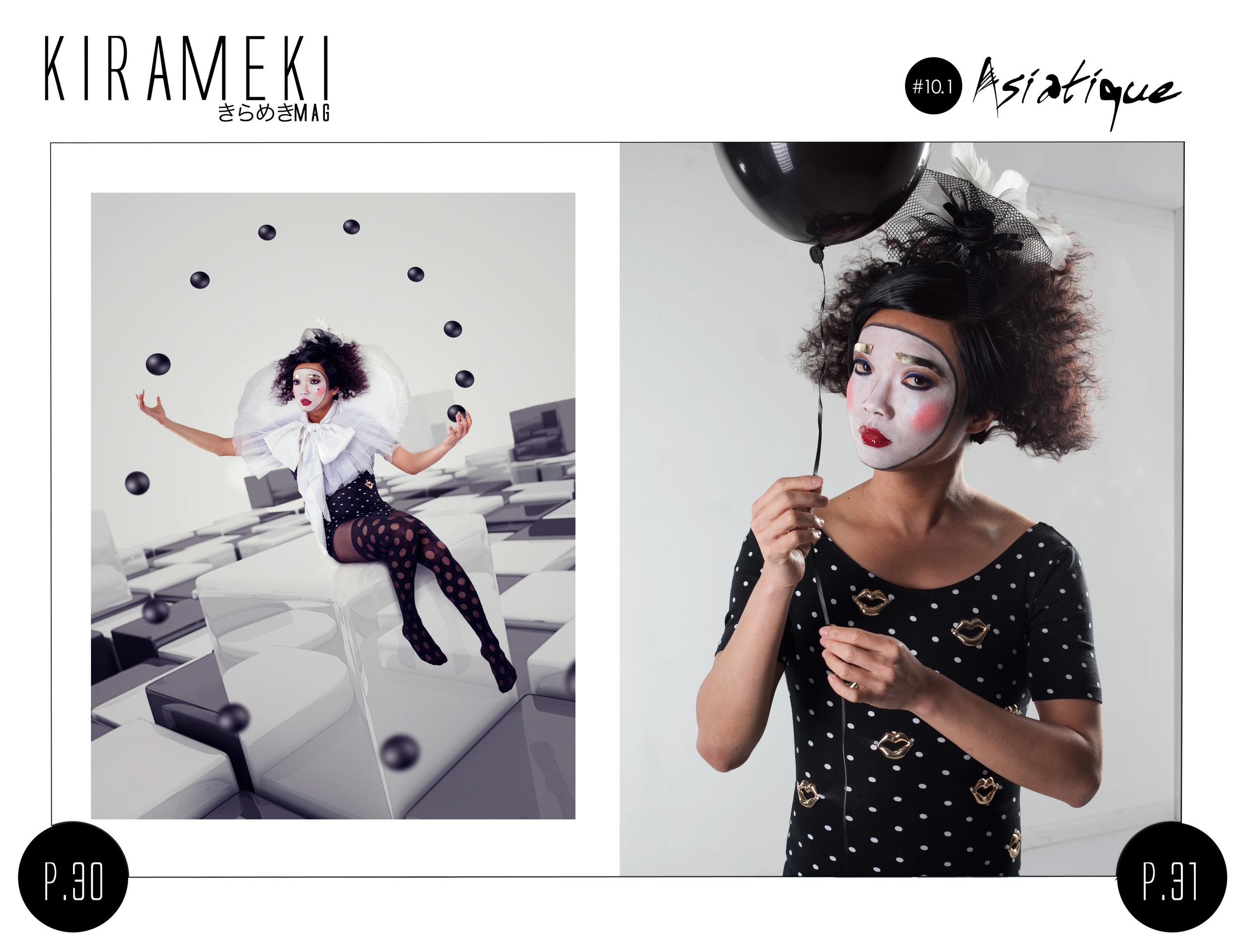 Kirameki Magazine   July, 2014
