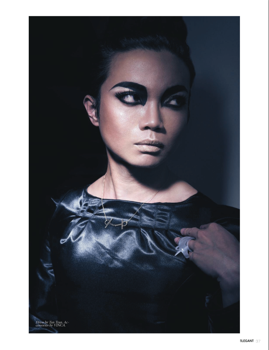 Elegant Magazine  , September 2014