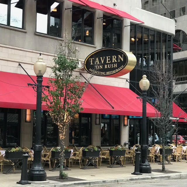 Tavern o Rush - a FANTASTIC restaurant!