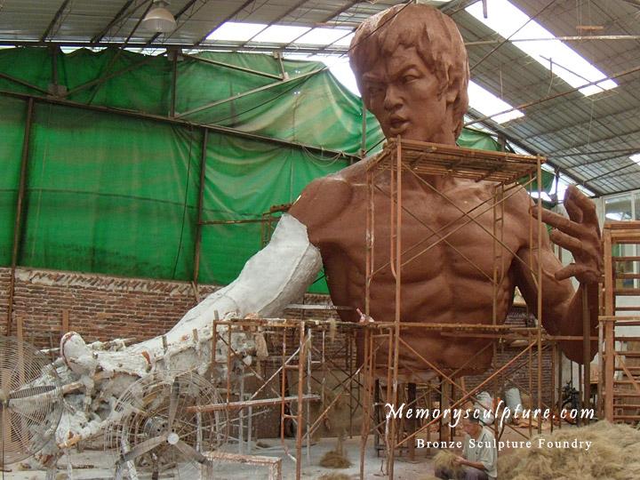 bronze casting foundry