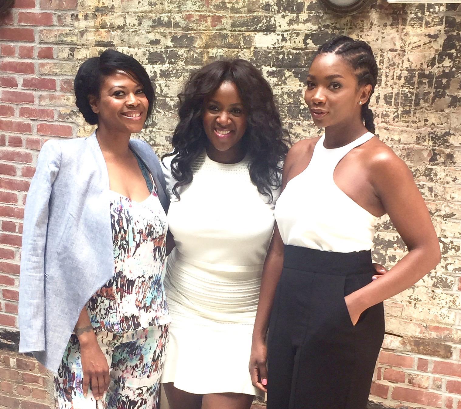Left to Right: Felicia Walker Benson, Danielle Gray, Christene Carr