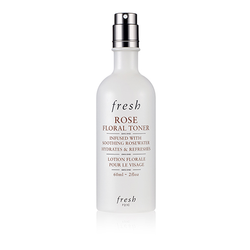 Fresh Rose Floral Facial Toner
