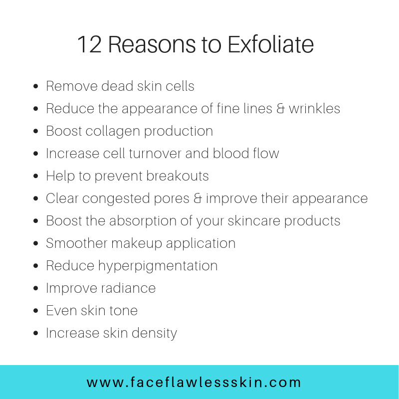 12 Reasons to Exfoliate.png