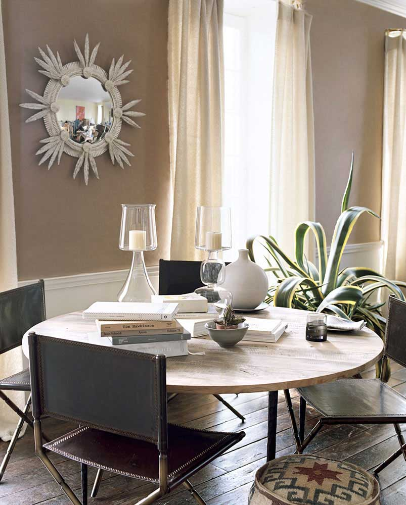 prop styling interiors dining