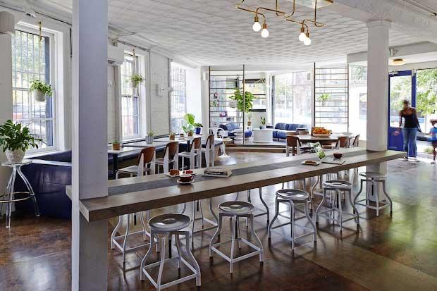 spatial design annex restaurant