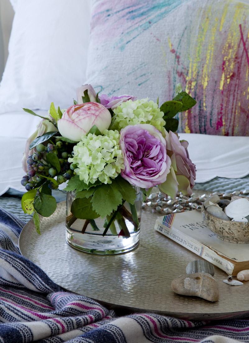 NDI  (a luxury faux floral brand)