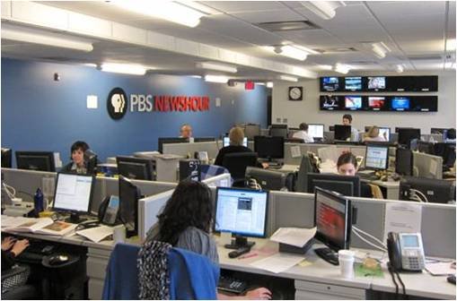 Simon designed this fully-integrated digital newsroom for the PBS network in the USA. He trained staff in new production workflows, integrated on-air and online operations and significantly enhanced the organization's internal flexibility and cost-effectiveness.