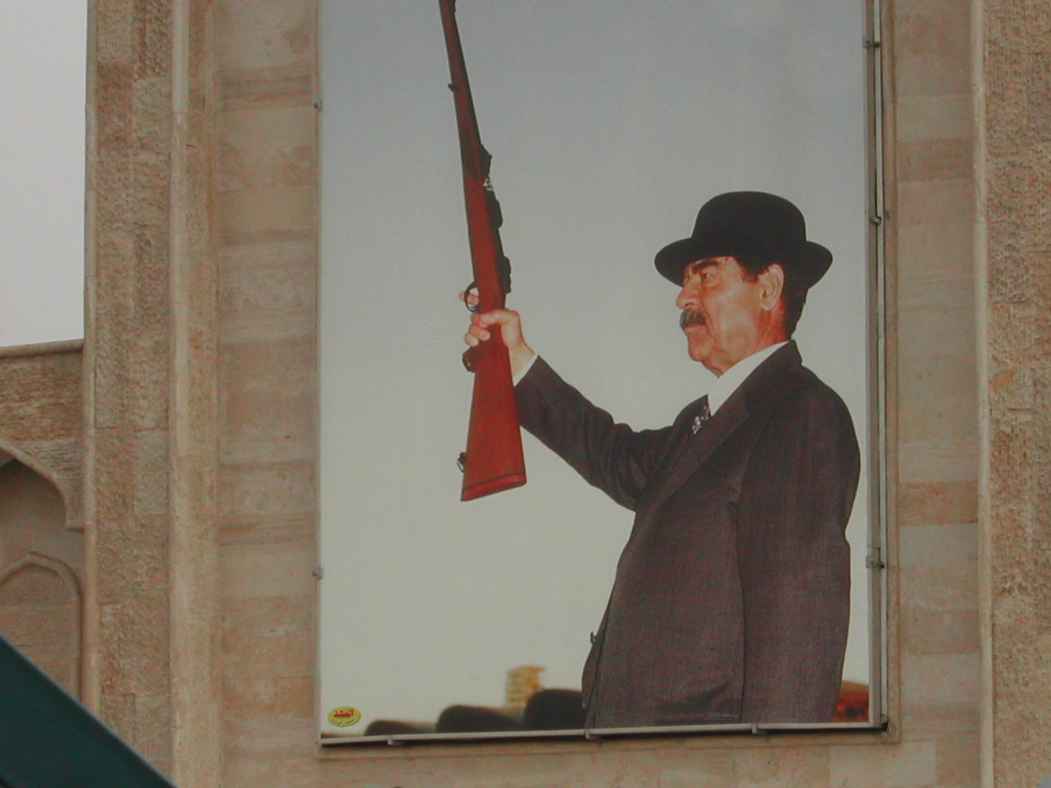 Saddam Imagery in Iraq.JPG