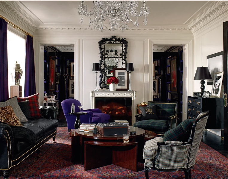 Fall 2013 Ralph Lauren Apartment No. One Collection