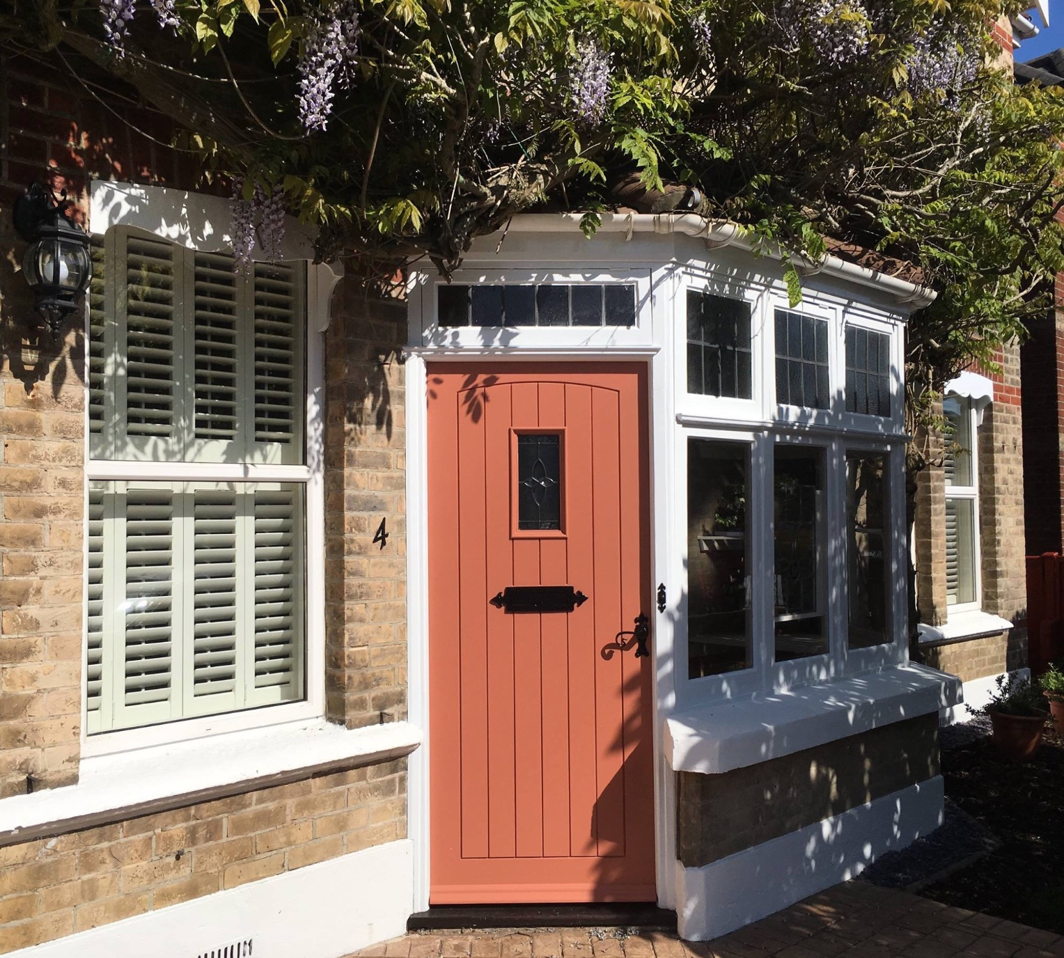 Farrow and Ball ,  Red Earth No. 64