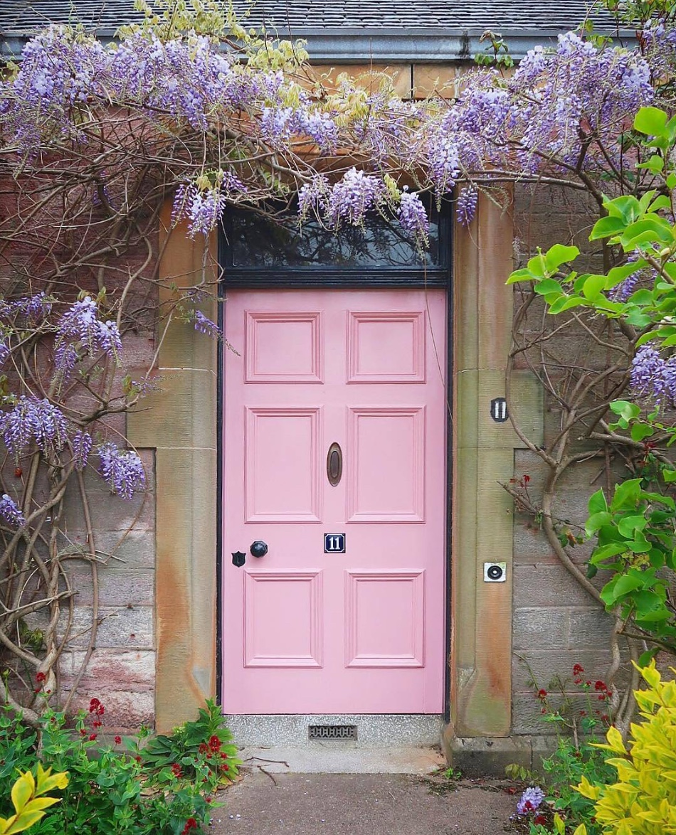 Farrow and Ball ,  Nancy's Blushes  No. 278