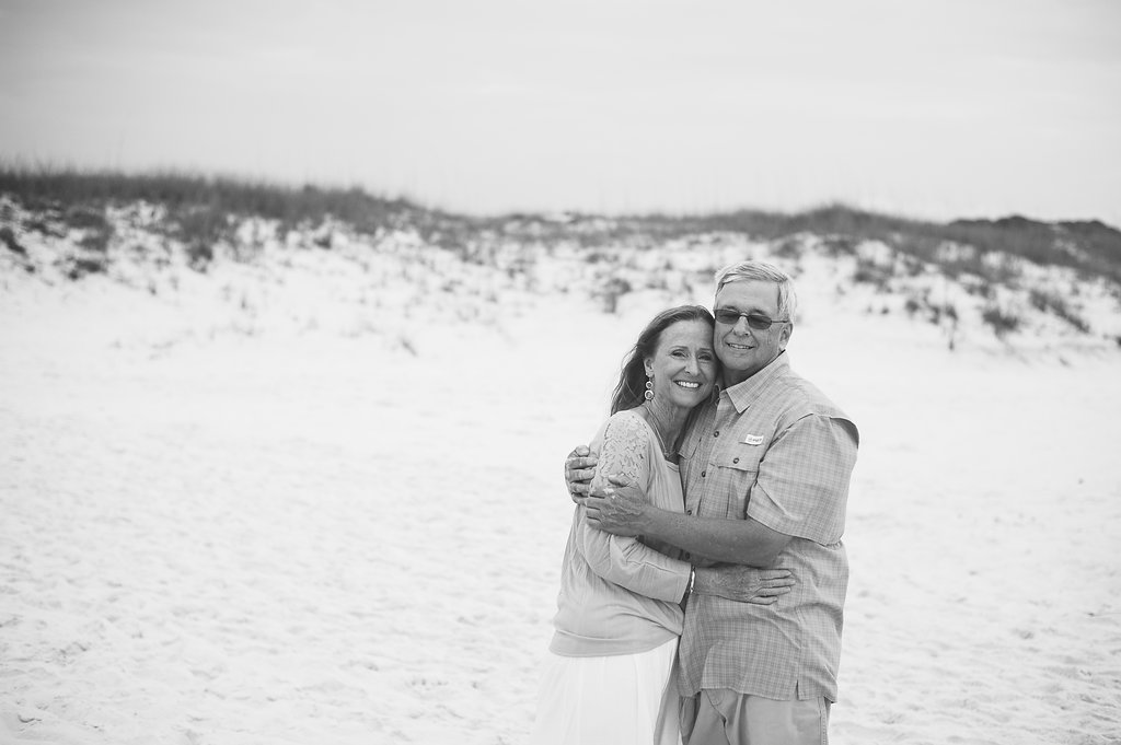 couple at beach-pensacola photographer
