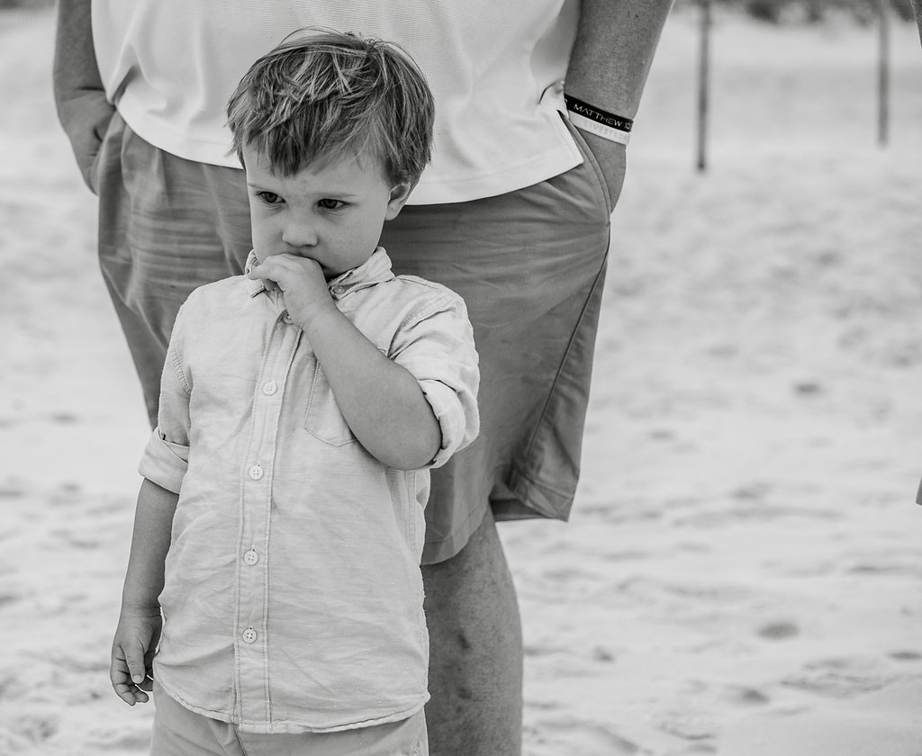child at beach-Pensacola Beach Family Photographer-Ann Mangum Photography